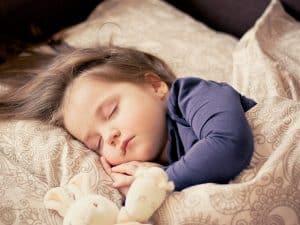 Ser pai é... Rotina de dormir